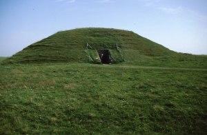 Maeshowe chambered cairn.