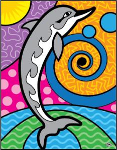 Dan's dolphin