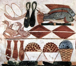 ancient egyptian food