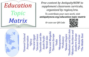 Topic Matrix Bookmark Front and Back Website Image