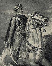 Hassan-i Sabbah, leader of the Hashshashin