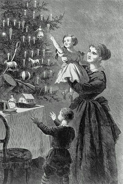 french christmas v american christmas Christmas is seen as a time for people of all ages to have fun together, for cousins to get to know each other (english) (french).