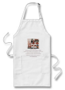 Ancient Food Facts Apron