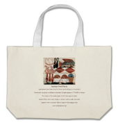 Ancient Food Facts Tote