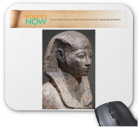 AntiquityNOW Mouse Pad featuring Hatshepsut