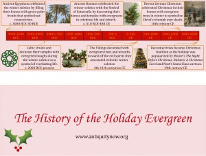 Holiday Bookmark front and back