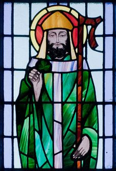 St. Benin's Church, Kilbennan, County Galway, Ireland. Image courtesy of Andreas F. Borchert