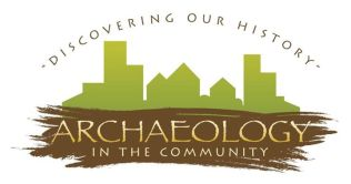 Archaeology in the Community logo