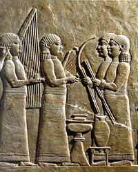 Mesopotamia instruments