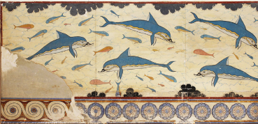 dolphin fresco