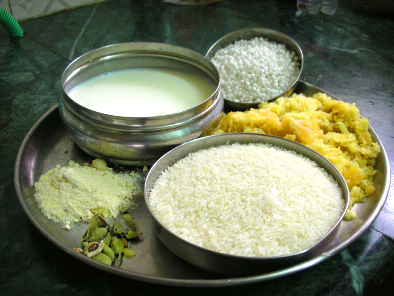 Bon Appetit Wednesday! Kheer: Ancient Indian Rice Pudding ...