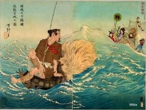 time travel japan