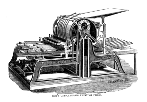 800px-Hoe's_one_cylinder_printing_press