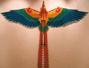 Chinese Bird Kite