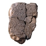 Oldest world map babylonian