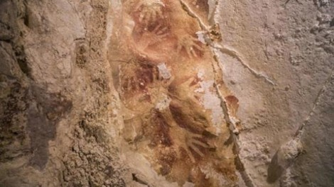asian cave drawings