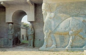 ISIS has reportedly bulldozed the ancient city of Nimrud.