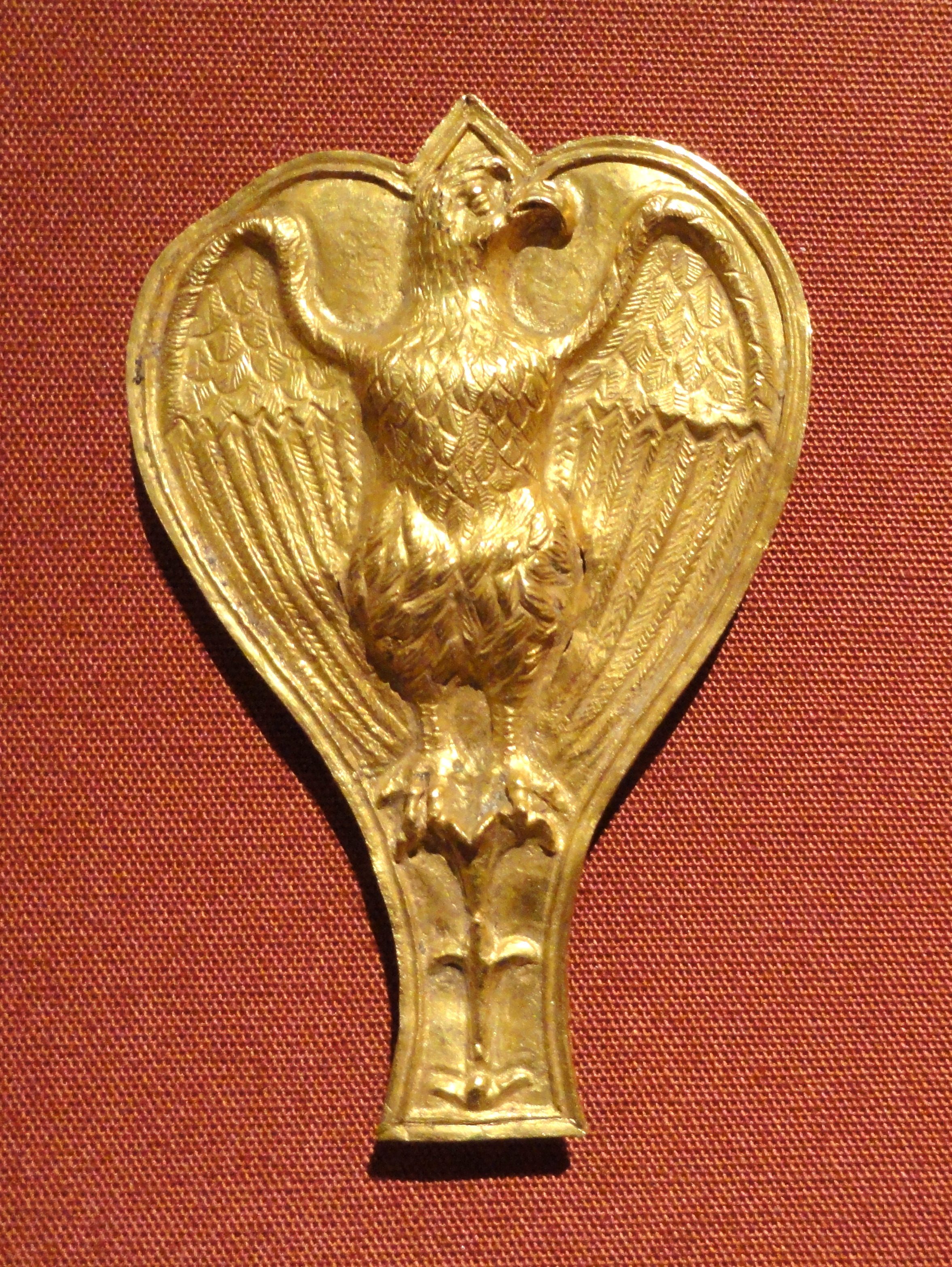 Part 2 tricks of the trade from ancient symbols to modern the roman aquila or eagle was a symbol of romes power and authority buycottarizona Choice Image