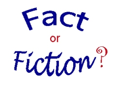 Fact or Fiction curly and round