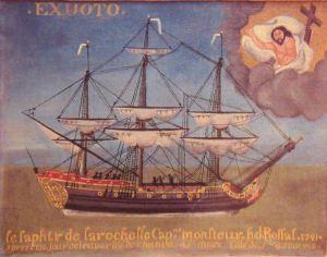 La_Rochelle_slave_ship_Le_Saphir_1741