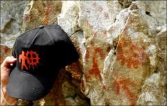 Siberian petroglyphs. Image taken by Sergei Alkin.