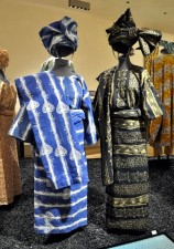 nigerian fashion two dresses